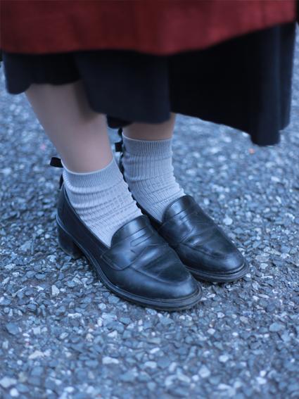 笠原ひかり 靴